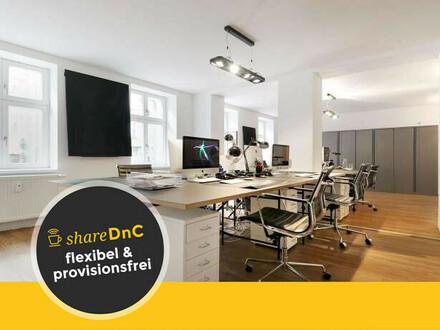 Schöne Büroräume und Arbeitsplätze in Friedrichshain - All-in-Miete