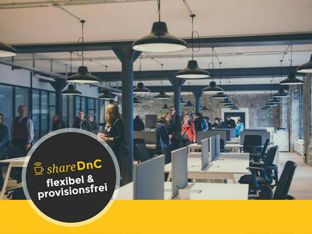 Schöne Arbeitsplätze und Büroräume in Wuppertal - All-in-Miete