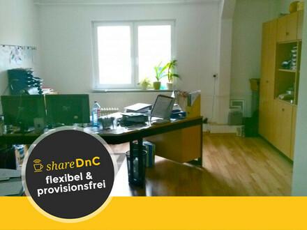 Schönes, ruhiges Büro mit guter Anbindung - All-in-Miete