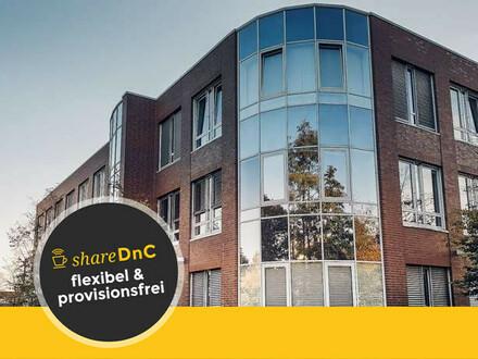 Coworking in Krefeld - CHINAHUB - mit top Verbindung nach Düsseldorf - All-in-Miete