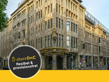 Flexible Büros und Coworking Space direkt am KöGraben - All-in-Miete