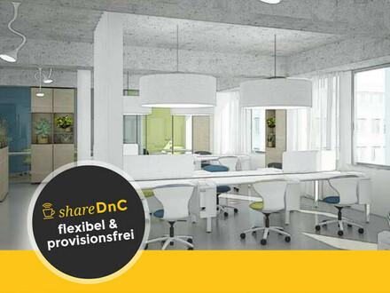 Büroräume und offene Arbeitsplätze in Coworking Space in Rüttenscheid - All-in-Miete