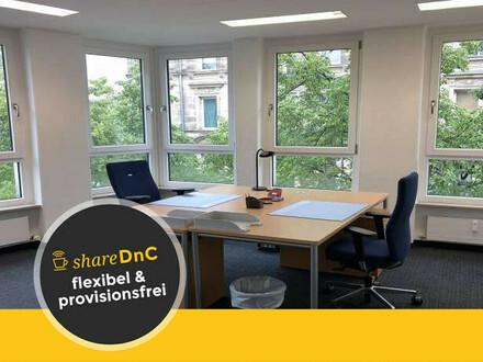 Flexible Büros in zentraler Stadtlage von Nürnberg - All-in-Miete