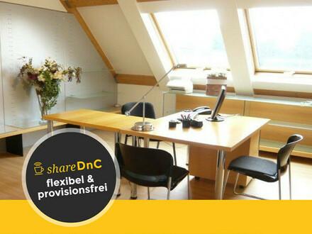 Voll möblierte und helle Büroräume in Münster - All-in-Miete