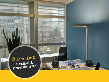 Moderne Büros und Coworking Plätze in der Bürostadt Niederrad - All-in-Miete