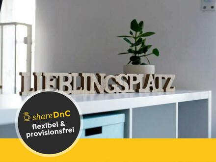 Arbeitsplätze mit Flair in einem hellen und neu renovierten Umfeld - All-in-Miete