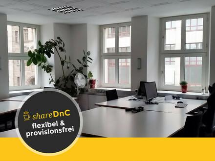 Schönen Büroraum und Arbeitsplatz in Nürnberg mieten - All-in-Miete