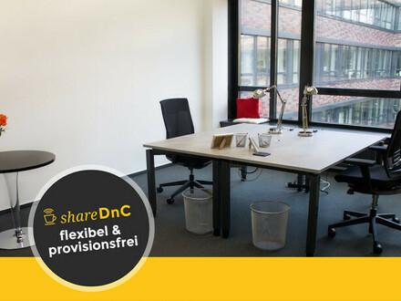 Moderne und helle Büroräume in netter Bürogemeinschaft - All-in-Miete