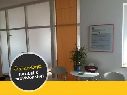 Helle und ruhige Büroräume in der Dortmunder Innenstadt - All-in-Miete