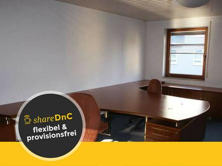 Helle und hochwertig möblierte Büroräume - All-in-Miete