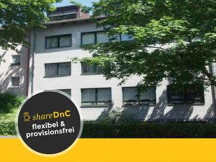 Individuell unterteilbare Büroflächen mit guter Anbindung in Eschersheim - All-in-Miete