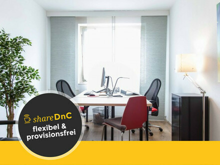 Büroraum mit schöner Aussicht in Friedrichshain - All-in-Miete