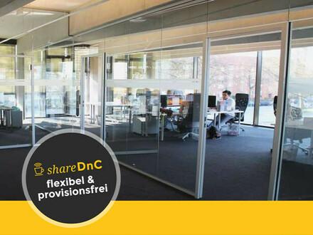 Büroraum mit neuester, hochwertiger Ausstattung und schnellem Internet - All-in-Miete
