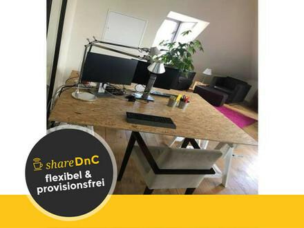 Schöne Büroräume und Arbeitsplätze in Startup-Atmosphäre - All-in-Miete