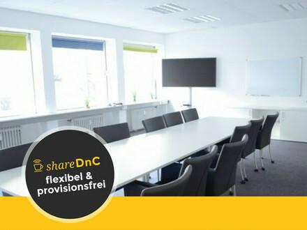 Büroräume und Arbeitsplätze in Coworking Space im Zentrum - All-in-Miete