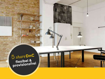 Offene Arbeitsplätze in Studiobüro in Berlin Kreuzberg - All-in-Miete