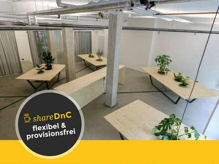 Hochwertige Bürofläche in innovativer Arbeitsumgebung - All-in-Miete