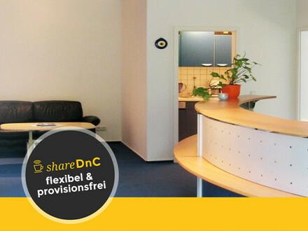Helle Büroräume in Düsseldorf Golzheim ab sofort zu vermieten - All-in-Miete