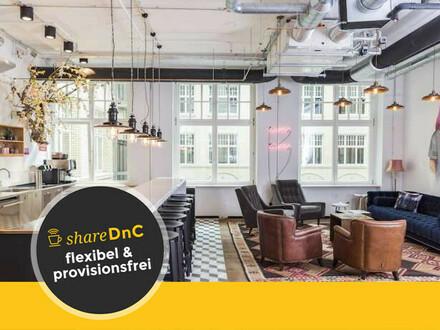 Einzigartig Designte Büroräume und Arbeitsplätze in Kreuzberg - All-in-Miete