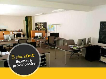Offene Arbeitsplätze in freundlichem Coworking Space in Berlin Kreuzberg - All-in-Miete