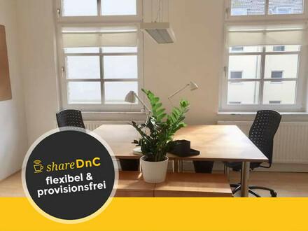 Freundliche Büroräume in netter Bürogemeinschaft im Herzen von Köln - All-in-Miete