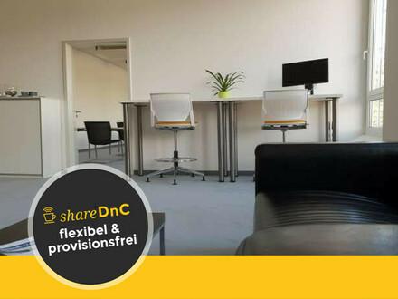 Top ausgestattete Arbeitsplätze und Büroflächen im CHINAHUB in Krefeld - All-in-Miete