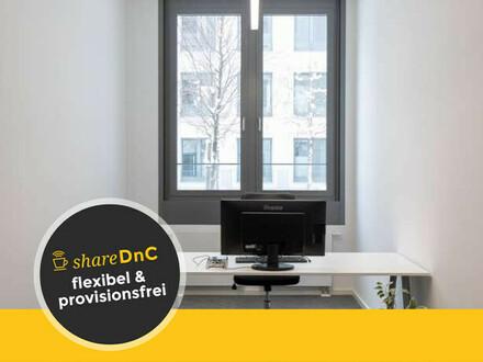 Büroräume in Startup-Büro mit Dachterrasse - All-in-Miete