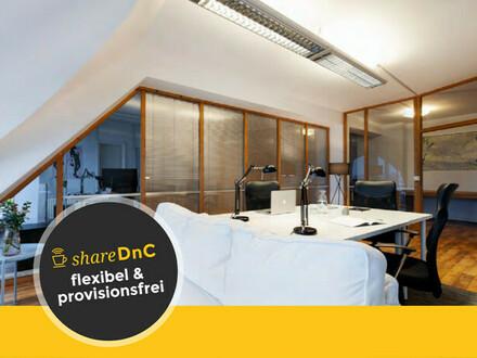 Voll ausgestattetes Privatbüro im Herzen Berlins - All-in-Miete