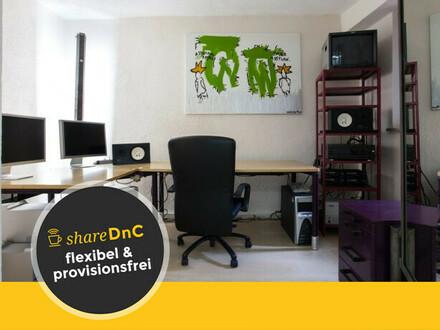 Möblierter Büroraum mit schneller Internetleitung - All-in-Miete