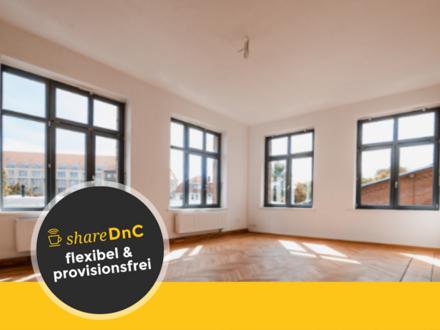 Heller Büroraum für Kreative und Startups in Oberschöneweide - All-in-Miete