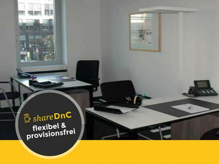 Flexible Büroräume im Frankfurter Finanzviertel mieten - All-in-Miete