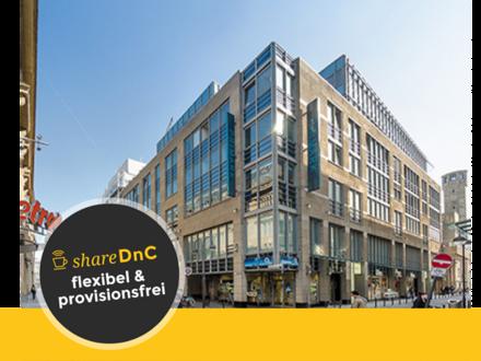 Flexible Büroräume und Arbeitsplätze in der Kölner Innenstadt - All-in-Miete