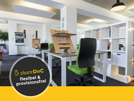 Büroräume und Arbeitsplätze in Coworking Space - All-in-Miete