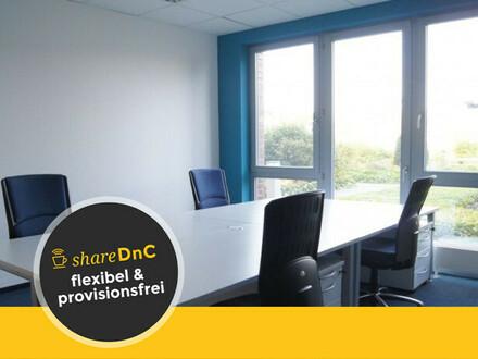 Voll ausgestattete Schreibtischplätze und Büroräume in Westhoven - All-in-Miete