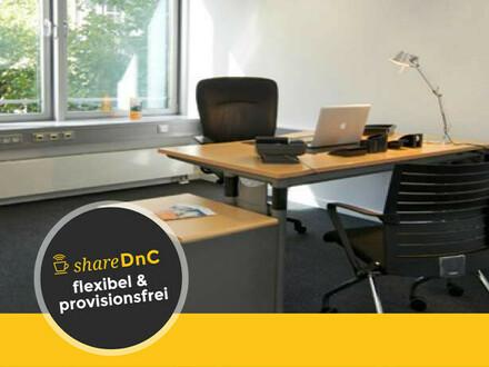 Flexible Büros & Arbeitsplätze zentral und nah zum Hauptbahnhof - All-in-Miete