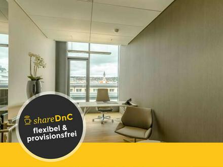 Premiumbüro und Arbeitsplätze in Business Center in Stuttgart Mitte - All-in-Miete