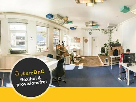 Sehr helle Schreibtischplätze mit toller Atmosphäre in Reinickendorf - All-in-Miete