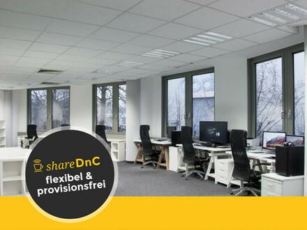 Coworking Arbeitsplätze und Büroräume zu vermieten - All-in-Miete