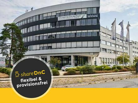 Vielzahl an flexiblen Büros - verkehrstechnisch top angebunden - All-in-Miete