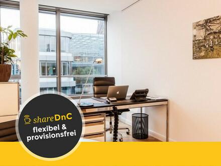 Arbeitsplätze und Einzelbüros in Businesscenter im Herzen Hamburgs - All-in-Miete