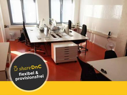 Arbeitsplatz im Designbüro in Essen-Rüttescheid - All-in-Miete