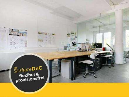 Nahe Moritzplatz: Arbeitsplätze in Architekten-Bürogemeinschaft - All-in-Miete