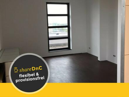 Arbeitsplätze in frisch renoviertem Büroloft in Frankfurt Fechenheim - All-in-Miete