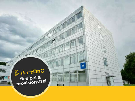 Flexible Büros im Business Park nördlich vom Stadtzentrum - All-in-Miete