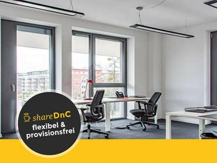 Moderne und flexible Büros und Coworking Arbeitsplätze im Zentrum von Darmstadt - All-in-Miete