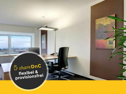 Flexible Büros in EZB- Nähe in der 15 und 16 Etage - All-in-Miete