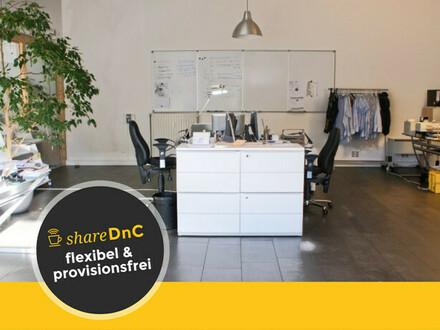 Vollausgestattete Arbeitsplätze in Agentur im Herzen von Braunsfeld - All-in-Miete