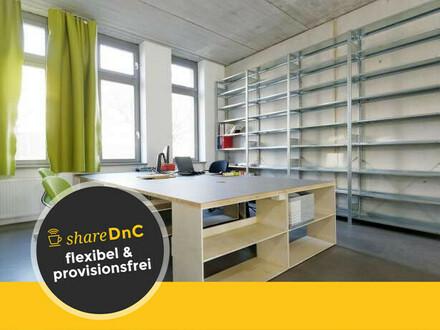 Arbeitsplätze im preisgekrönten Ausbauhaus Neukölln - All-in-Miete
