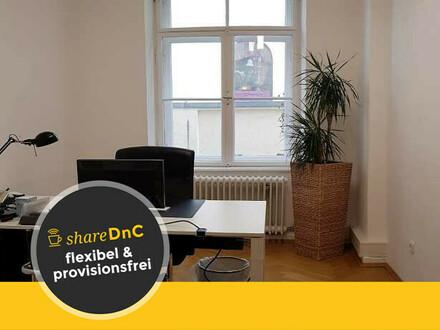 Komplett möblierter Büroraum - ideal für Startups - All-in-Miete