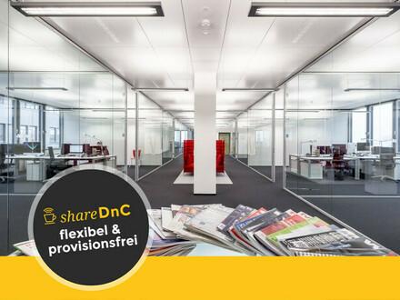 Büroräume in top-modernem Bürokomplex - All-in-Miete
